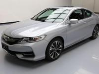 This awesome 2017 Honda Accord comes loaded with the