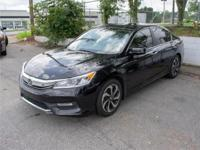 This 2017 Honda EX-L (CVT) 4dr Sedan has been fully