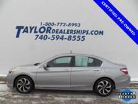 *** CERTIFIED PRE-OWNED HONDA *** Here's a very nice