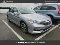 Honda Certified, CARFAX 1-Owner, LOW MILES - 3,082!