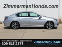 Don't miss out on our Front Wheel Drive *2017 Honda