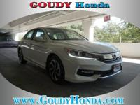 *** NAVIGATION, HONDA SENSING, V6 POWER, HEATED LEATHER