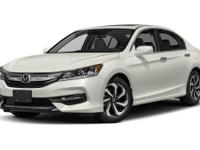 Look at this 2017 Honda Accord Sedan EX-L V6 Auto
