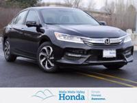 HONDA CERTIFIED PRE-OWNED, BLUETOOTH, MOONROOF,