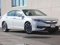 This 2017 Honda Accord is in pristine condition and