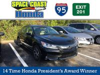 Brevard counties only 13 time Honda President Award
