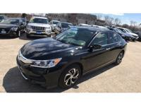 New Price! Clean CARFAX. CARFAX One-Owner. 2017 Honda