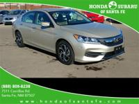****HONDA CERTIFIED!**** LOW MILES! ONE OWNER! XTRA