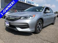 Just arrived!  This 2017 Honda Accord LX is the