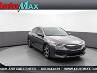 This outstanding example of a 2017 Honda Accord Sedan