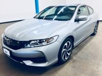 CARFAX One-Owner. Clean CARFAX. 2017 Honda Accord LX-S
