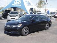 HONDA CERTIFIED PRE-OWNED VEHICLE! NON-SMOKER VEHICLE!