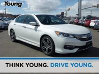 2017 Honda Accord Sport Special Edition This vehicle is