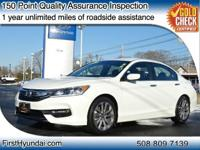 Honda Accord 2017 Sport Special Edition 4 Speakers,