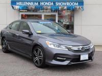 This Honda Certified Accord Sedan Sport Manual is