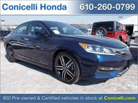 If you are looking for a nearly new 2017 Honda Accord