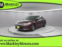 Our Carfax Accident-Free One Owner 2017 Honda Accord