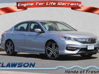 CARFAX 1-Owner, Honda Certified, GREAT MILES 6,898!