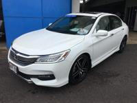 This 2017 Honda Accord Sedan Touring is proudly offered