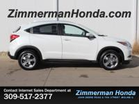 Come test drive this All Wheel Drive *2017 Honda HR-V