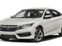 YES $199 A MONTH FOR A HONDA CIVIC