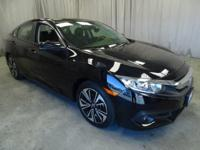 Come see this 2017 Honda Civic EX-L. Its Variable