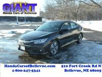 Check out this gently-used 2017 Honda Civic Sedan we