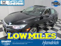 CARFAX 1-Owner, Honda Certified. WAS $21,900, FUEL