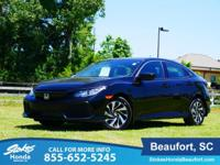 STOKES HONDA CARS OF BEAUFORTCLEAN!!!! 2017 HONDA CIVIC