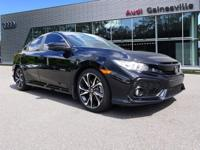 2017 Honda Civic CARFAX One-Owner. Clean CARFAX. Priced