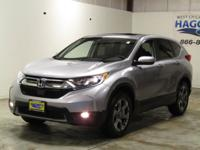 *KEY FACTORY FEATURES: *1 OWNER!* CRV EX-L WITH