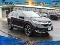 New Price! CARFAX One-Owner. 2017 Honda CR-V Touring
