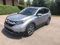 One Owner, 2017 Honda CR-V. This vehicle is Incredible.