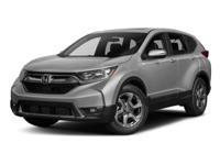 2017 Honda CR-V EX Gunmetal Metallic 1.5L I4 DOHC 16V