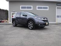 Get the BIG DEAL on this amazing 2017 Honda CR-V EX-L