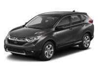 2017 Honda CR-V EX-L AWD. Polished Metal Metallic 1.5L