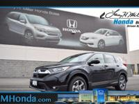 Delivers 33 Highway MPG and 27 City MPG! This Honda