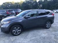 This 2017 Honda CR-V EX-L is offered to you for sale by