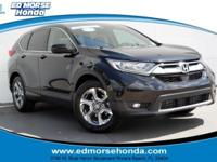 This 2017 Honda CR-V EX-L is proudly offered by Ed