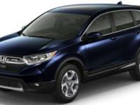 Options:  2017 Honda Cr-V Ex-L|Gray/|V4 1.5 L