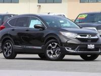 CARFAX One-Owner. Clean CARFAX. 2017 Honda CR-V Touring