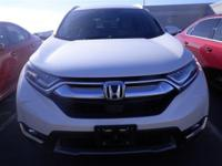Recent Arrival! *HONDA CERTIFIED!*, CR-V Touring, AWD.