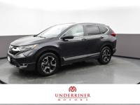 A BETTER BUYING EXPERIENCE. 2017 Honda CR-V Touring