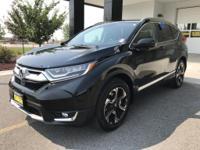 Options:  2017 Honda Cr-V Touring|Black|7|590