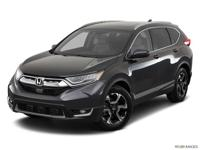 This 2017 Honda CR-V Touring might just be the SUV