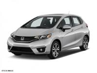 Everything you need and more, our 2017 Honda Fit EX is