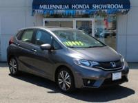 This Honda Certified Fit EX is Priced Below The Average