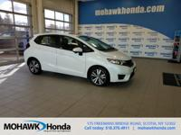 Recent Arrival! This 2017 Honda Fit EX-L in White
