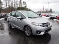 This 2017 Honda Fit EX-L w/Navi features a push button