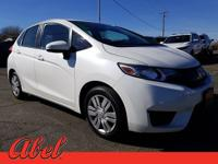 2017 Honda Fit LX 1.5L I4 CVT Clean One-Owner CarFax,
